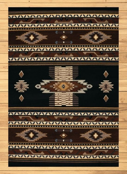 Sedona Black Rug Overview | Rugs For Sale Outlet