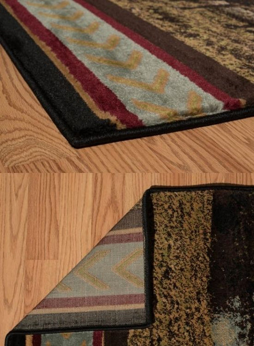 Sky Pond Rug Corners | Rugs For Sale Outlet