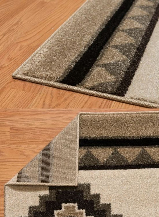 Tempe Sand Rug Corners | Rugs For Sale Outlet