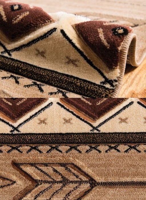 Teton Beige Rug Pile | Rugs For Sale Outlet