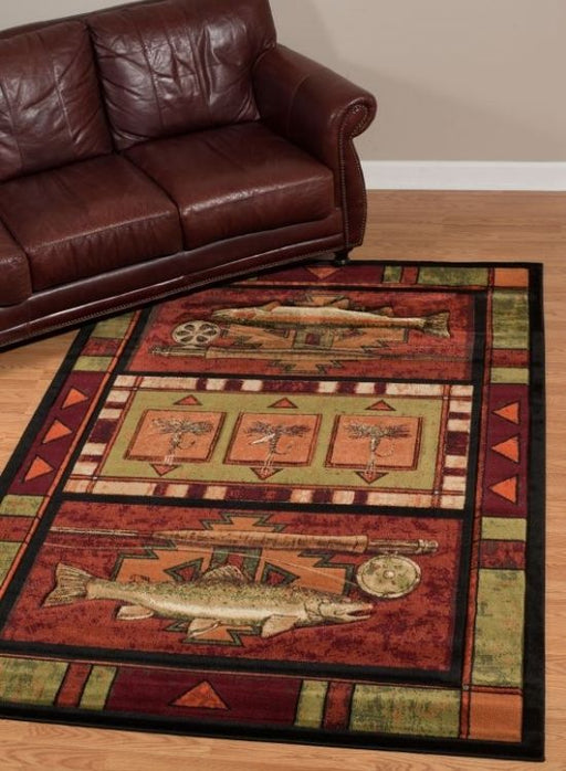 Fish Wonders Rug | Rugs For Sale Outlet