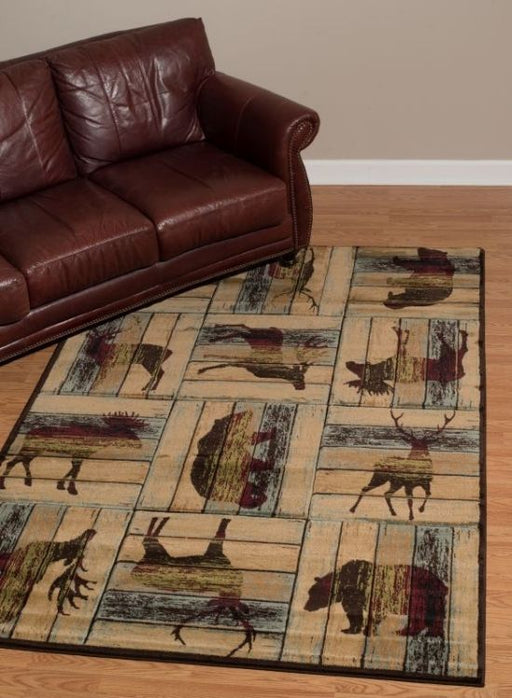 Wild Panel Rug | Rugs For Sale Outlet