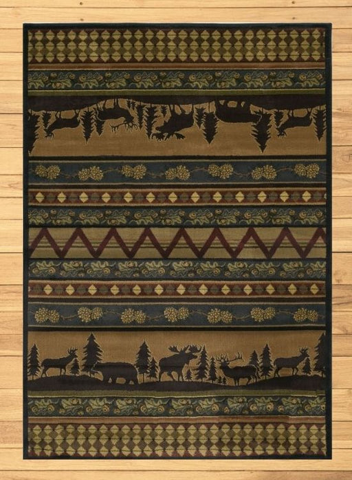 Wildlife Refuge Rug | Rugs For Sale Outlet