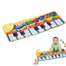Load image into Gallery viewer, Magic Baby Piano Mat