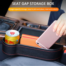 Load image into Gallery viewer, Multifunctional Car Seat Organizer