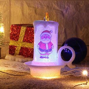 Christmas Decoration LED Electronic Candle Light