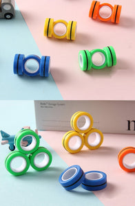 Fun & Relaxing Magnetic Bracelet Ring