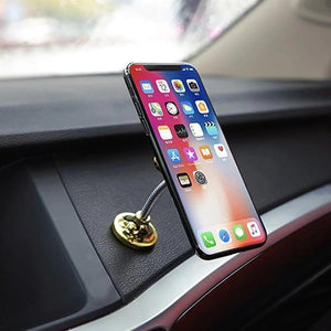 Rotating Mobile Phone Holder with Suction Cup