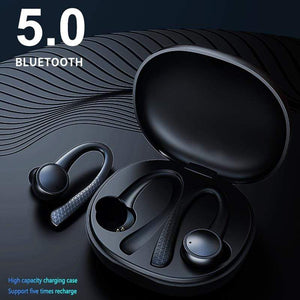 Never fall Bluetooth stereo wireless noise-canceling headphones