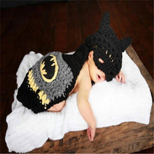 Load image into Gallery viewer, Newborn Photography Props Crochet Knit Outfits - MyShoppingSpot