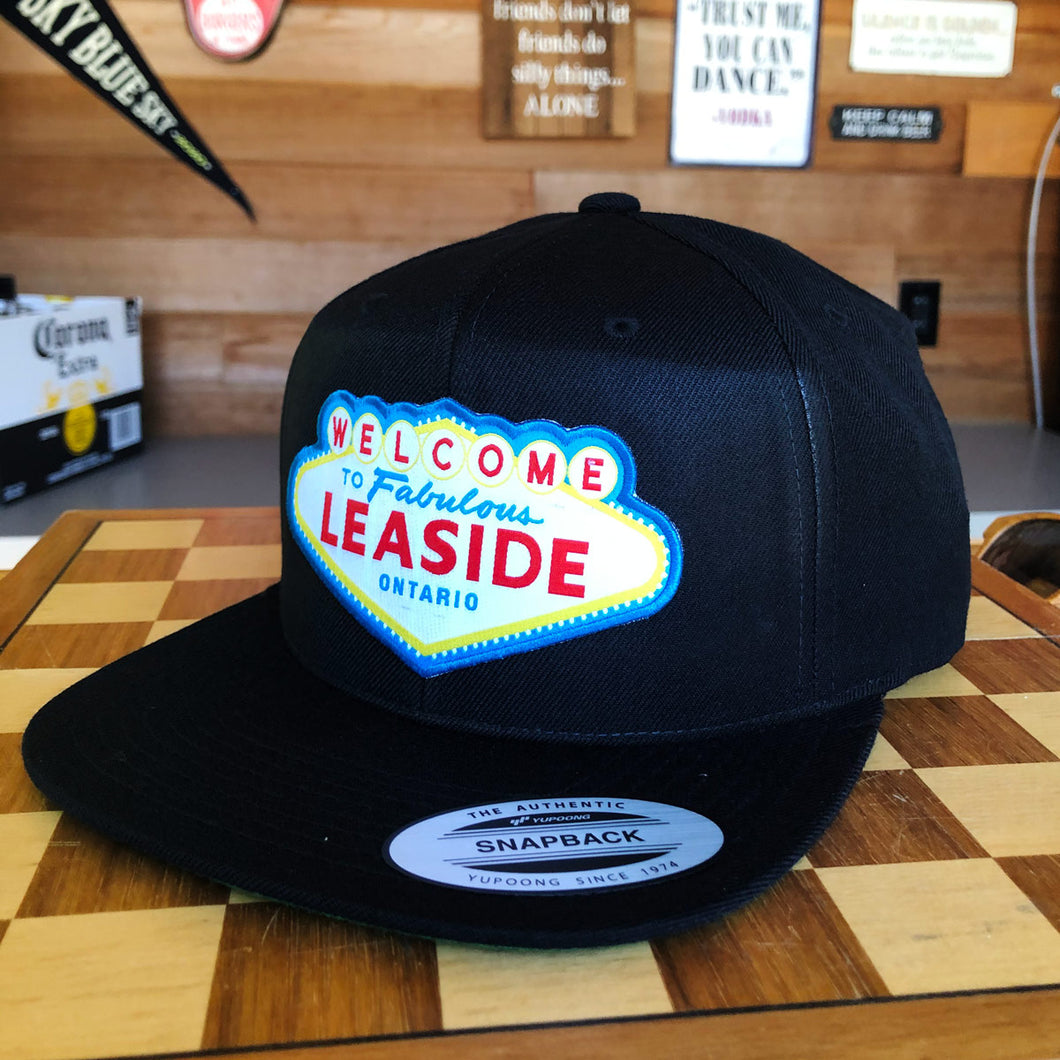 LEASIDE Flat Cap