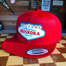 Load image into Gallery viewer, MUSKOKA Flat Cap
