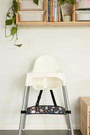 Footsi® - Adjustable Highchair Footrest - Limited Edition Prints 2021 - 4 Options
