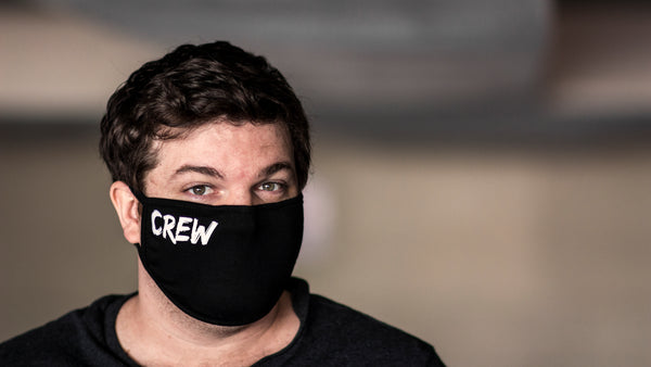 5 Pack - Crew Face Mask
