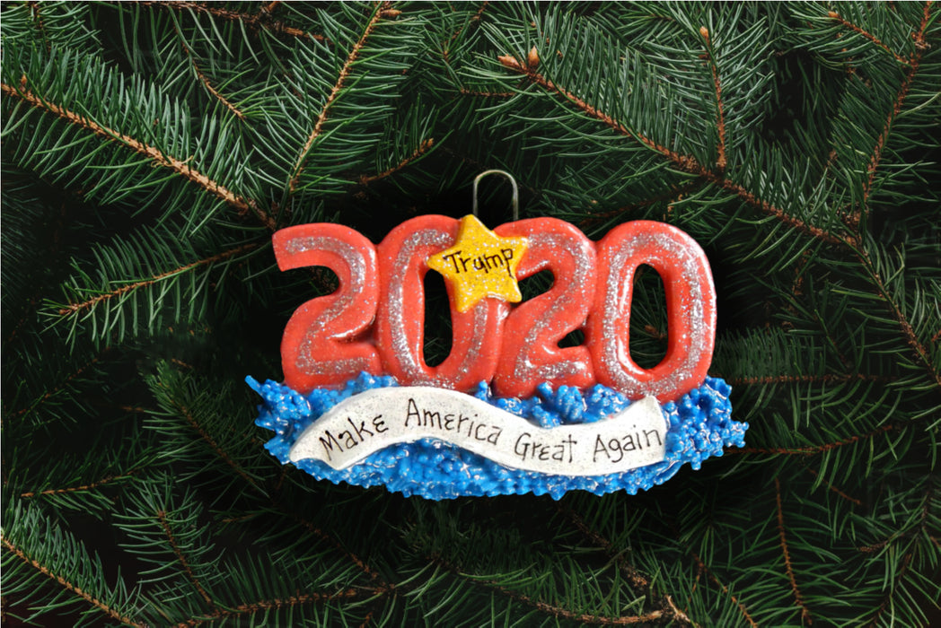 2020 Election Year Ornament