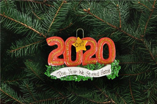 2021 Year Ornament