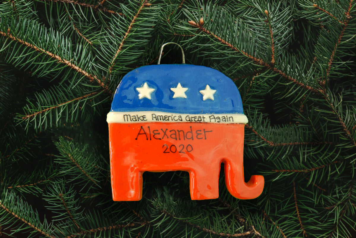 Republican Elephant - DoughDelights