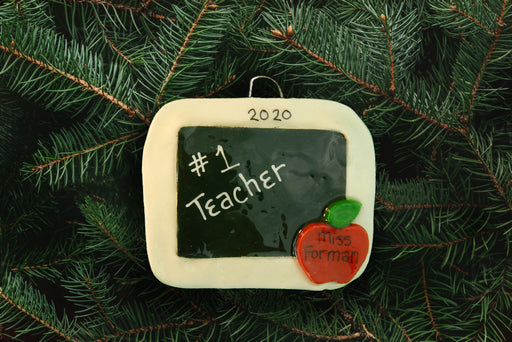 Blackboard-#1 Teacher - DoughDelights