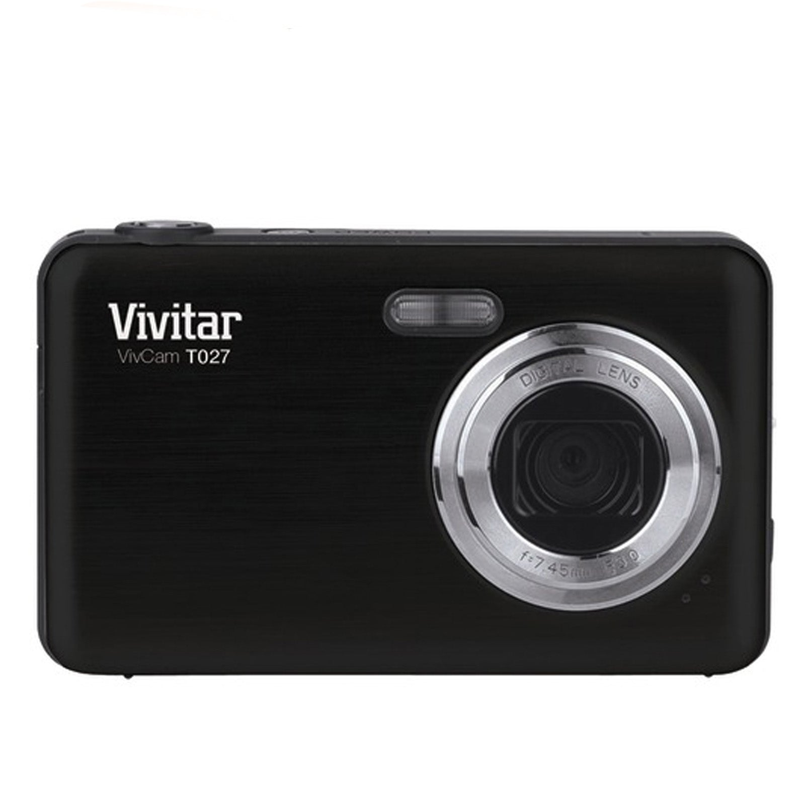 Vivitar Digital Camera with 12.1 Megapixels-Black