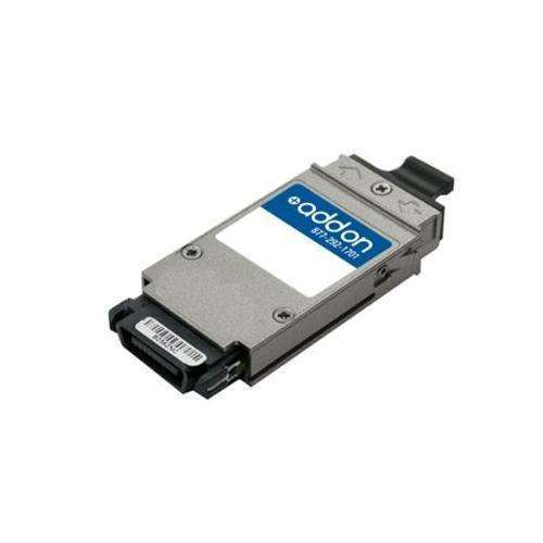Add-on Addon Cisco Ws-g5484 Compatible Taa Compliant 1000base-sx Gbic Transceiver (mmf,