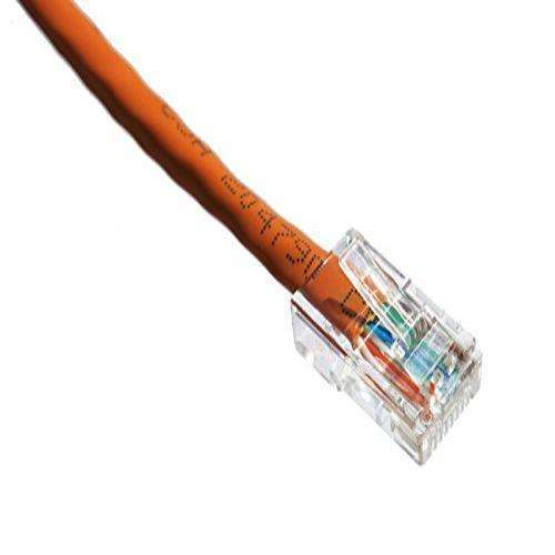Axiom 3ft Cat5e 350mhz Patch Cable Non-booted (orange)