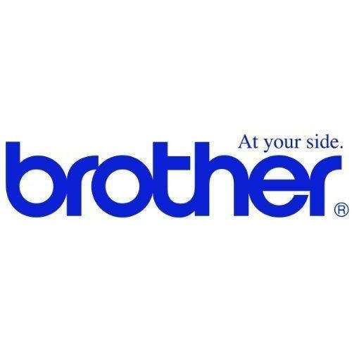 Brother Mobile Solutions 0.23 In X 4.9 Ft (5.8mm X 1.5m) Black On White