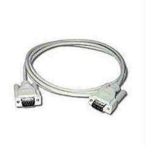 C2g Serial Cable - 9 Pin D-sub (db-9) - Male - 9 Pin D-sub (db-9) - Male - 25 Feet -