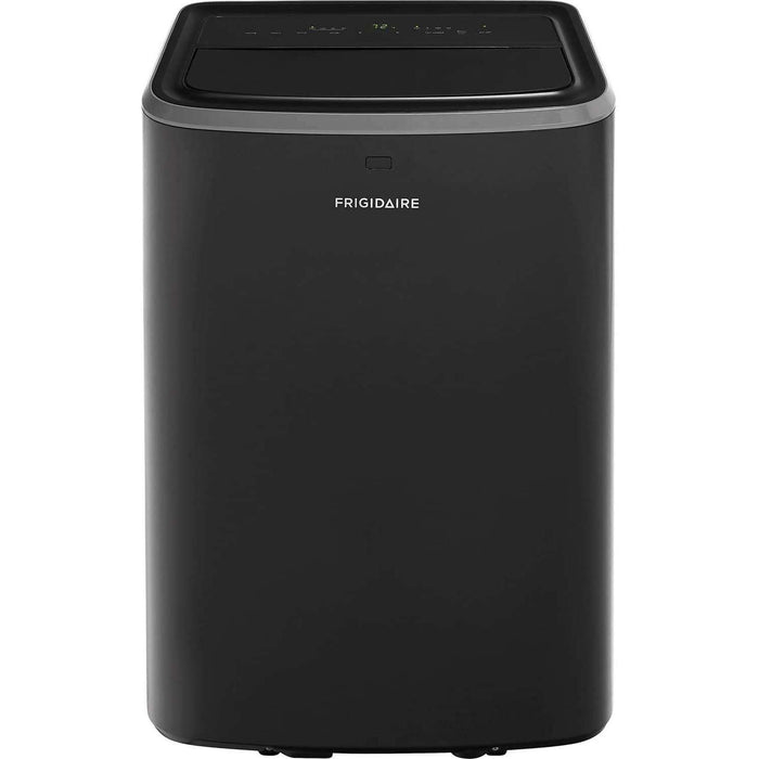 Frigidaire Portable Air Conditioner with Remote Control for Rooms up to 550-sq. ft., 12,000 BTU, Black