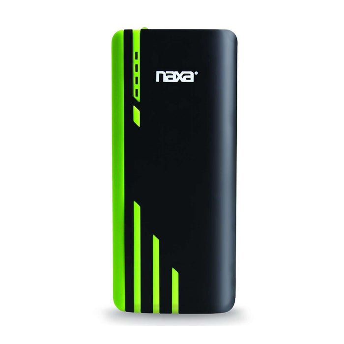 Naxa CANTEEN 10000 Portable Power Pack- Green