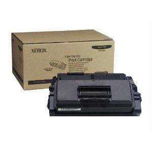 Print Cartridge - Black - 14,000 Pages - For Xerox Phaser 3600 Series Printers