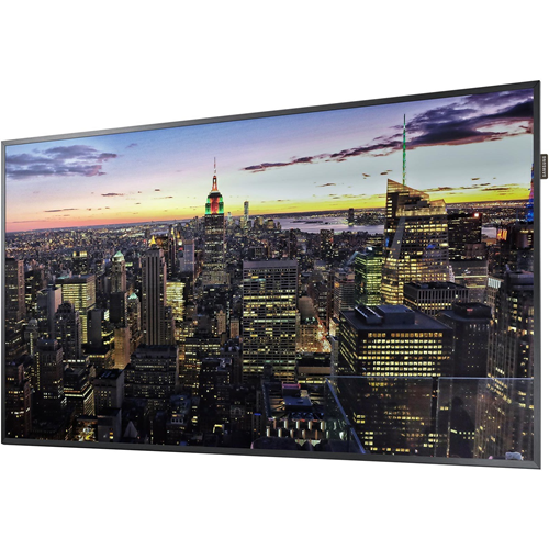 Samsung 65-inch Commercial 4k Uhd Led Lcd Display (no Wi-fi) - Manufactured In A Taa Cou