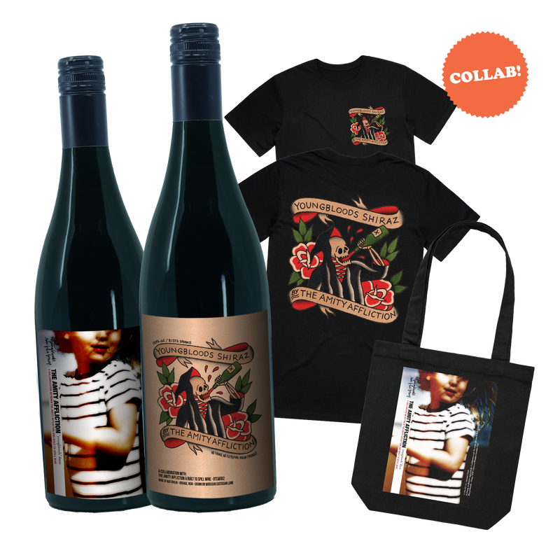 The Amity Affliction Youngbloods Shiraz Full Bundle