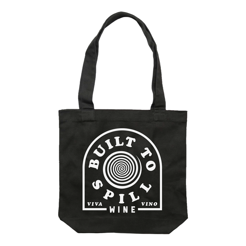 Built to Spill Wine Tote Bag