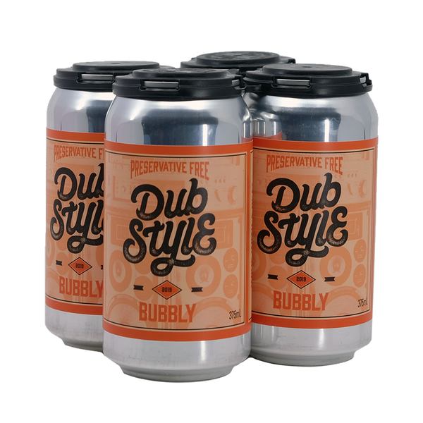 DubStyle Bubbly 375ml SINGLE Can 2019