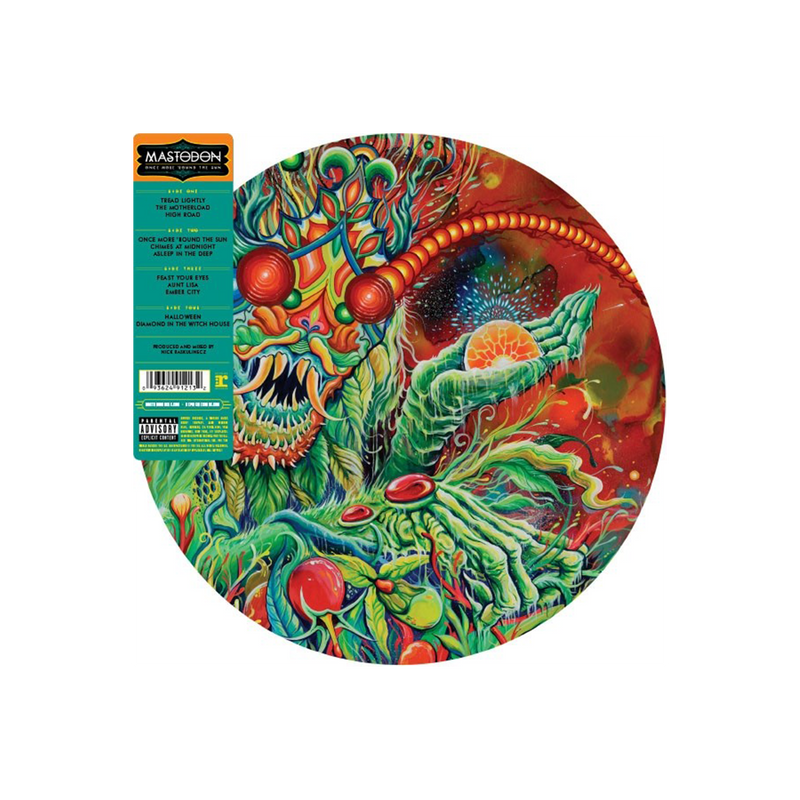 Mastodon - Once More Round the Sun Picture Disc