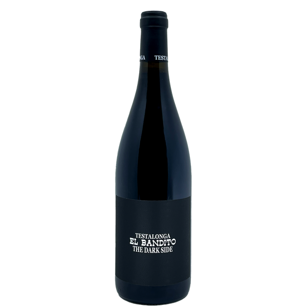 Testalonga El Bandito The Dark Side Syrah 2020