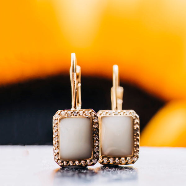 Picture of Love Drop Earrings