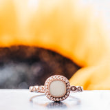 Ornate Radiance Ring