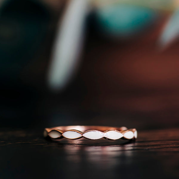 Mermaid Stacker Ring