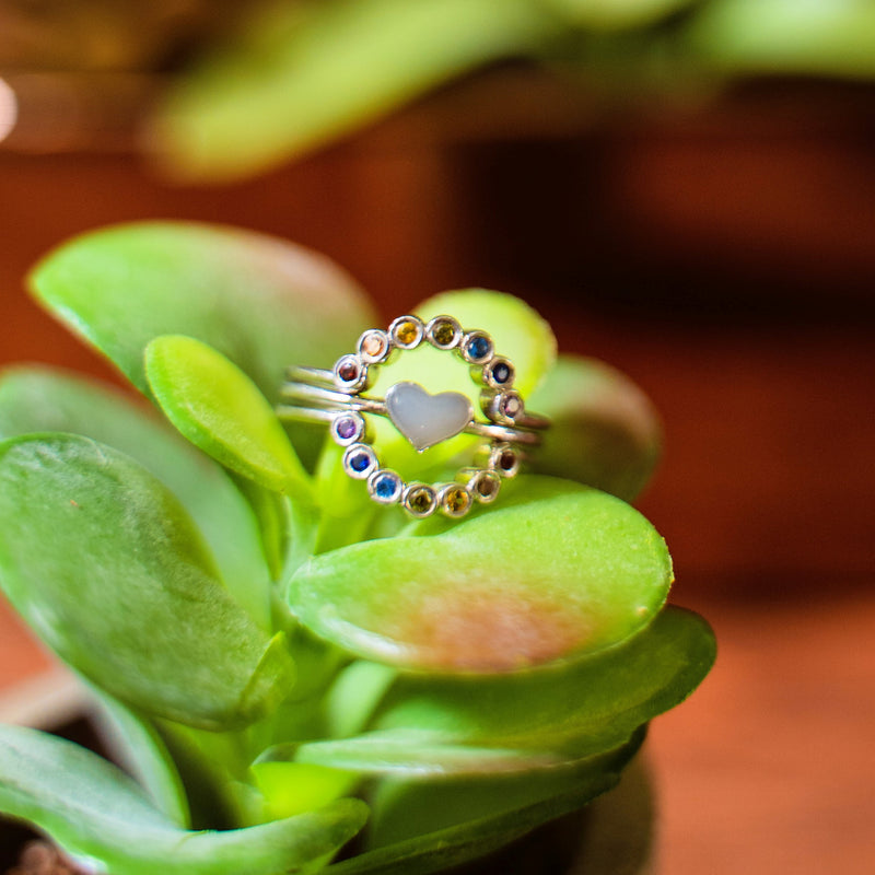 Halo of Hope Ring