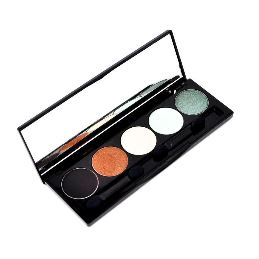 5 Well Eyeshadow Palette - Ashton Anderson Beauty