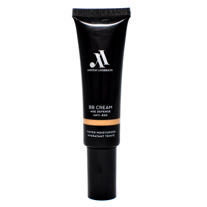 BB Cream Age Defense Tinted Moisturizer - Ashton Anderson Beauty
