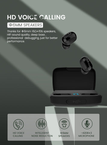 wireless earbuds with www.shoppieshop.com