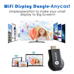 M9 Plus HDMI Dongle WiFi HDMI Dongle & Wireless Display for TV\Laptop\Desktop\Tablet Compatible with All Smartphone