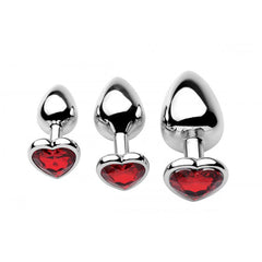 Chrome Hearts 3-Delige Buttplug Set
