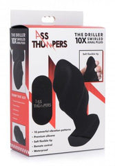 The Driller Vibrerende Buttplug