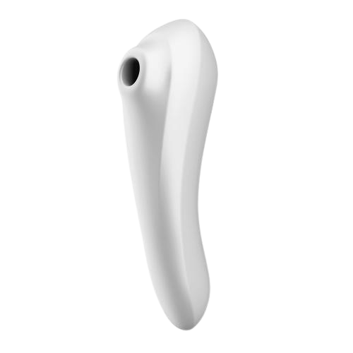 Satisfyer Dual Pleasure Luchtdruk vibrator - Wit