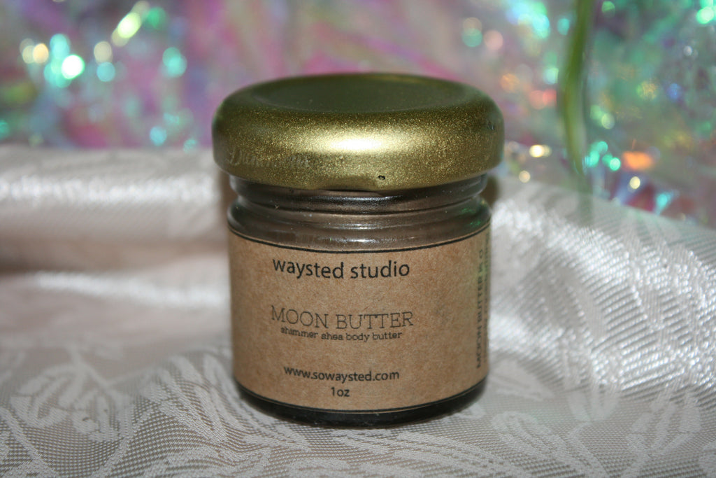 MOON BUTTER - SHIMMERING BODY BUTTER