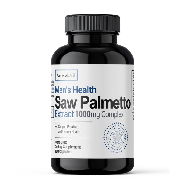 Saw Palmetto Men's Health 1000mg