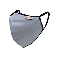 SX-M008 Super X Coolmax Reusable Mask Adults ( Light Grey )
